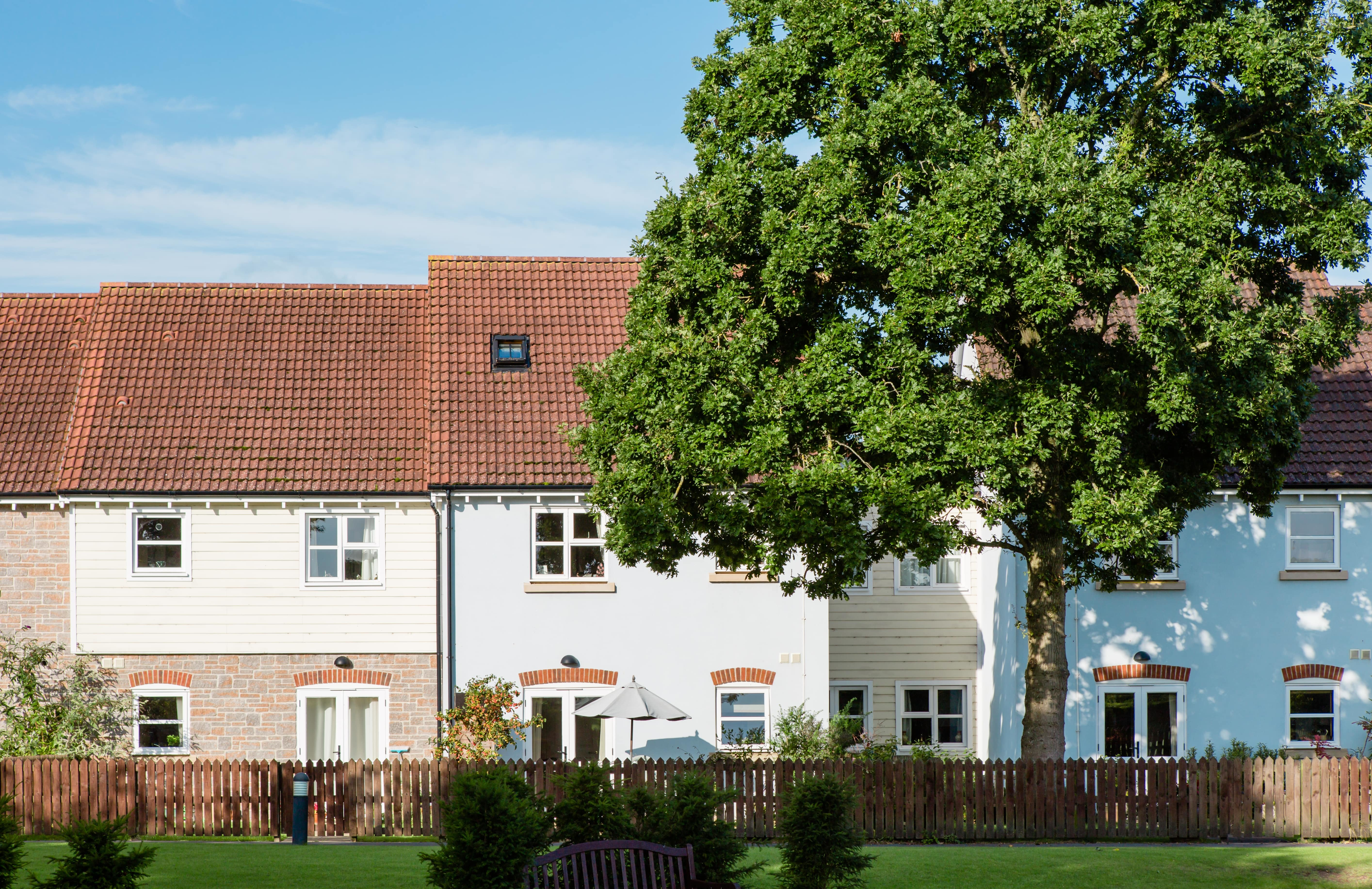 What is a retirement village? Retirement properties in our Sandford Station retirement village based in North Somerset.