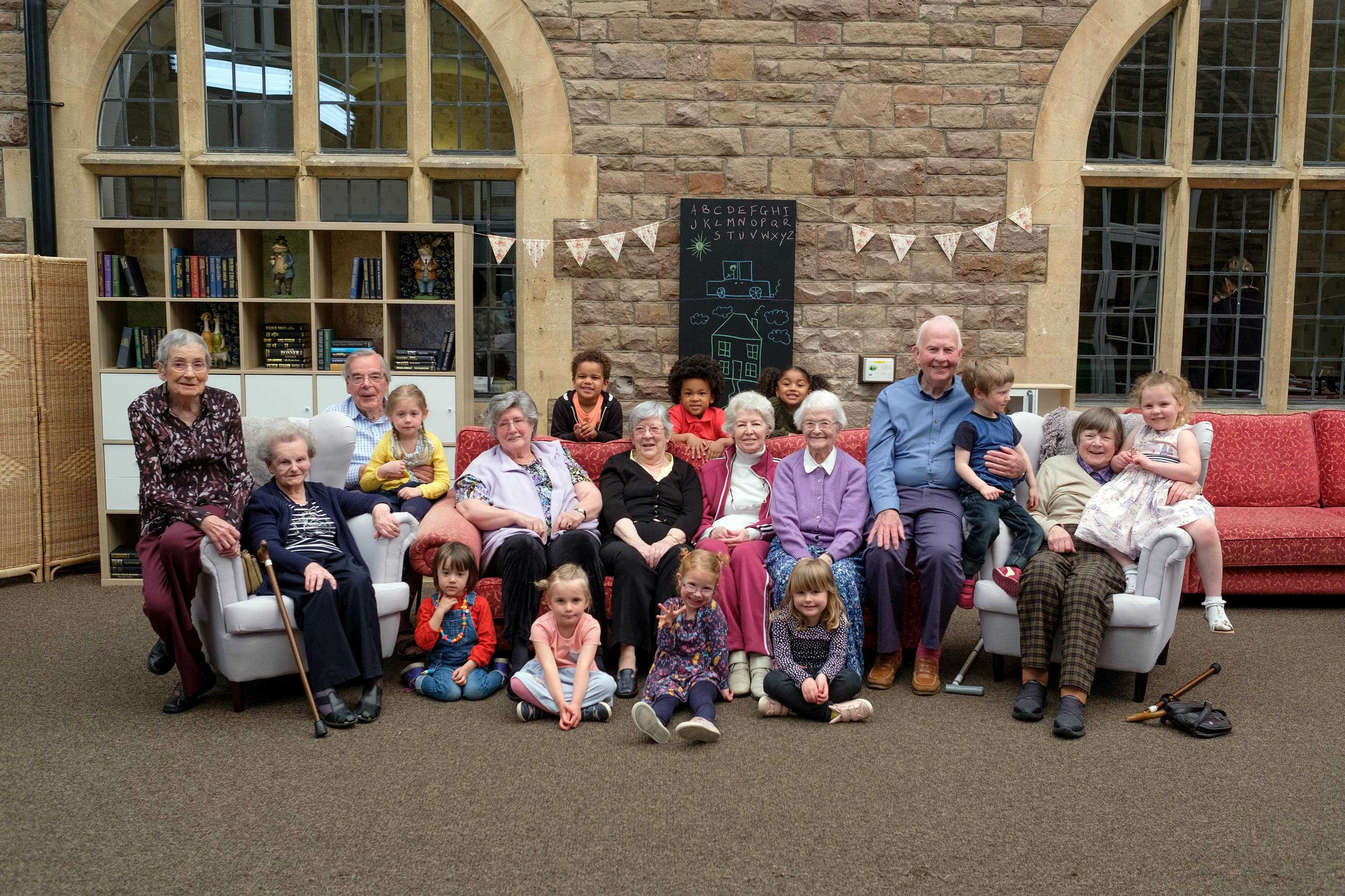 Old Peoples Home For 4 Year Olds Group 03