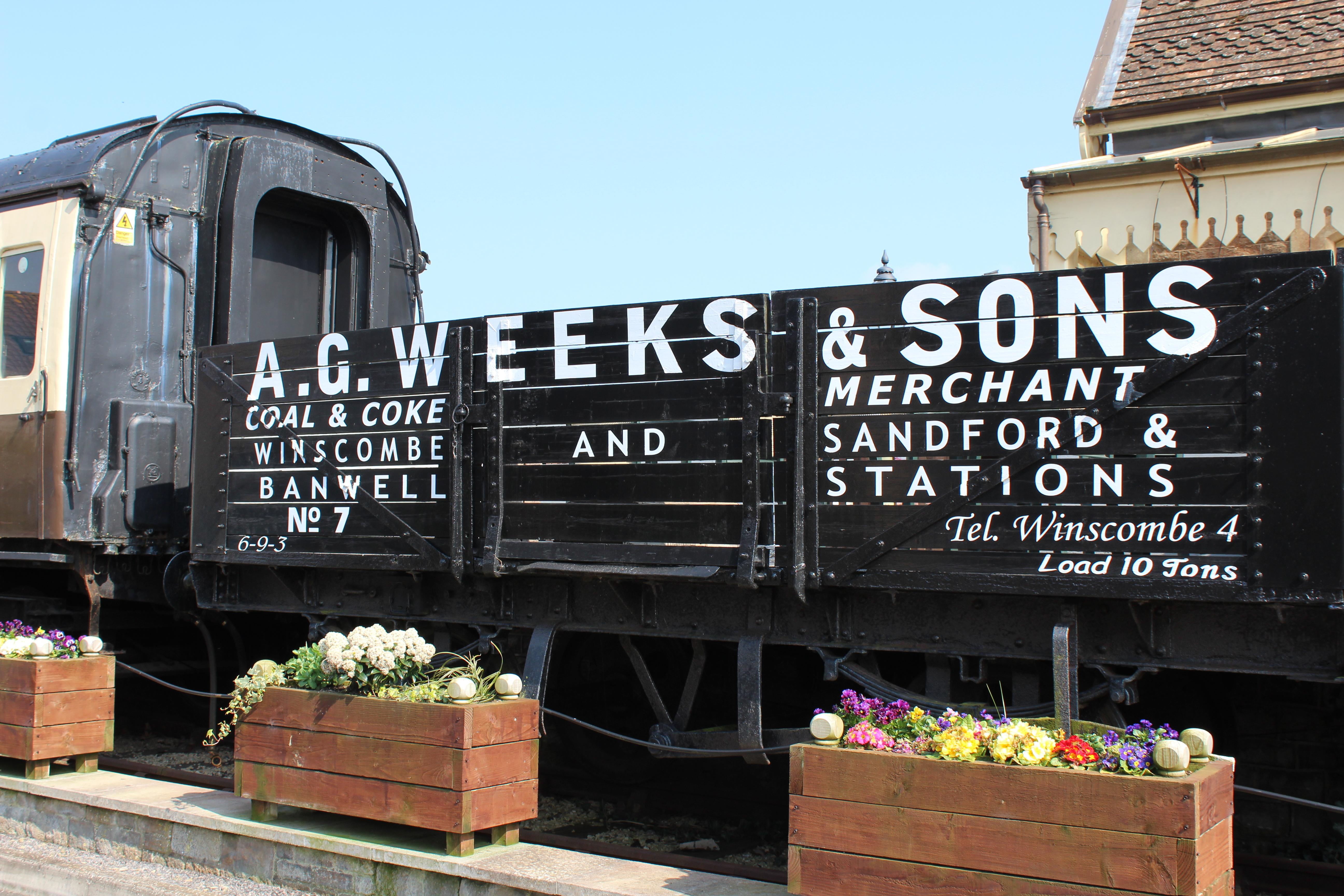 Sandford Station Railway Centre