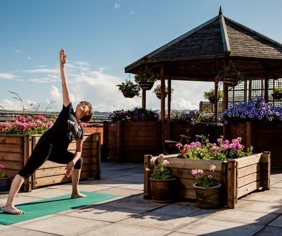 You can move in to a retirement village at any age - we offer a range of activities to help you stay fit as you get older.