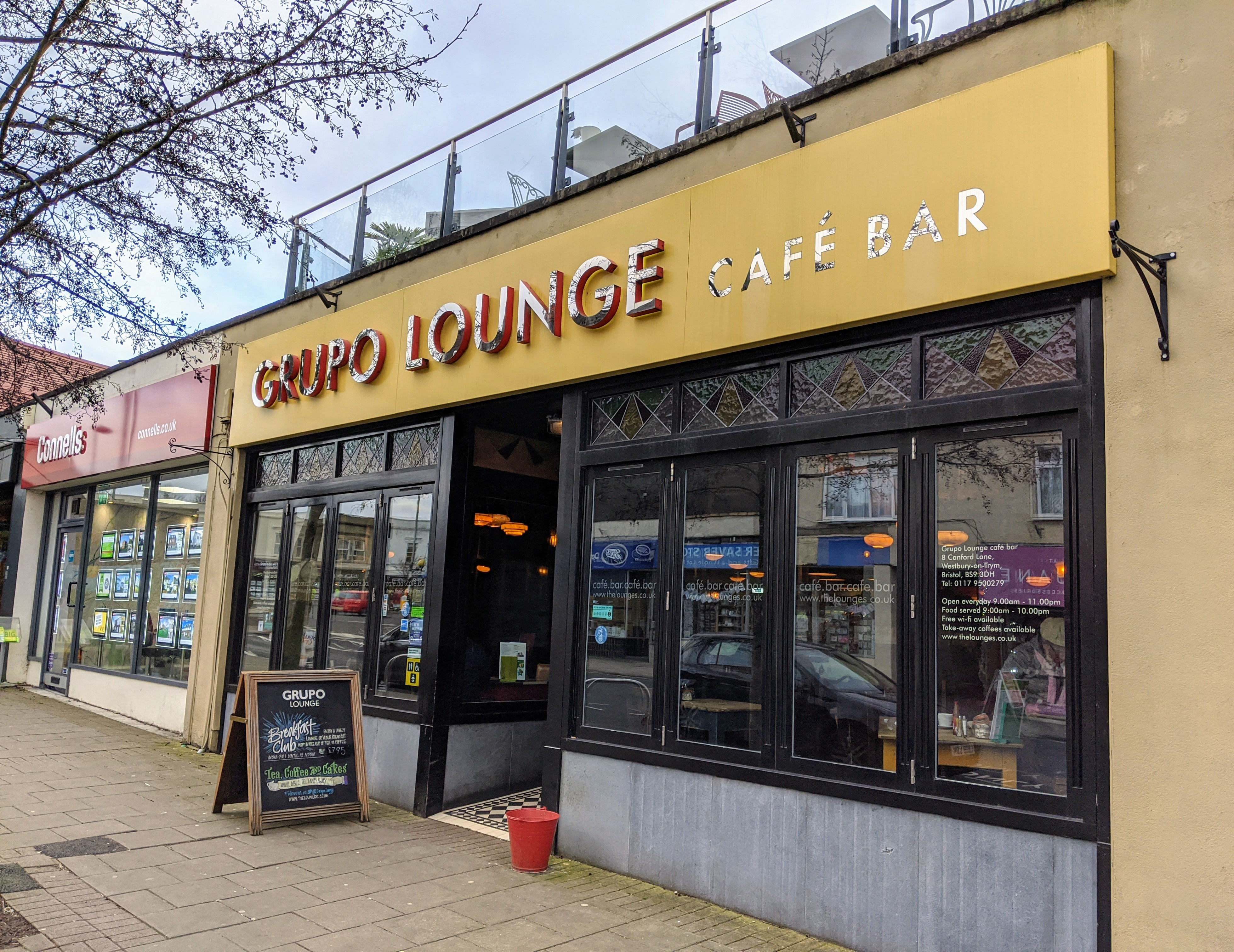 Things to do in Westbury-on-Trym image 5 Group Lounge