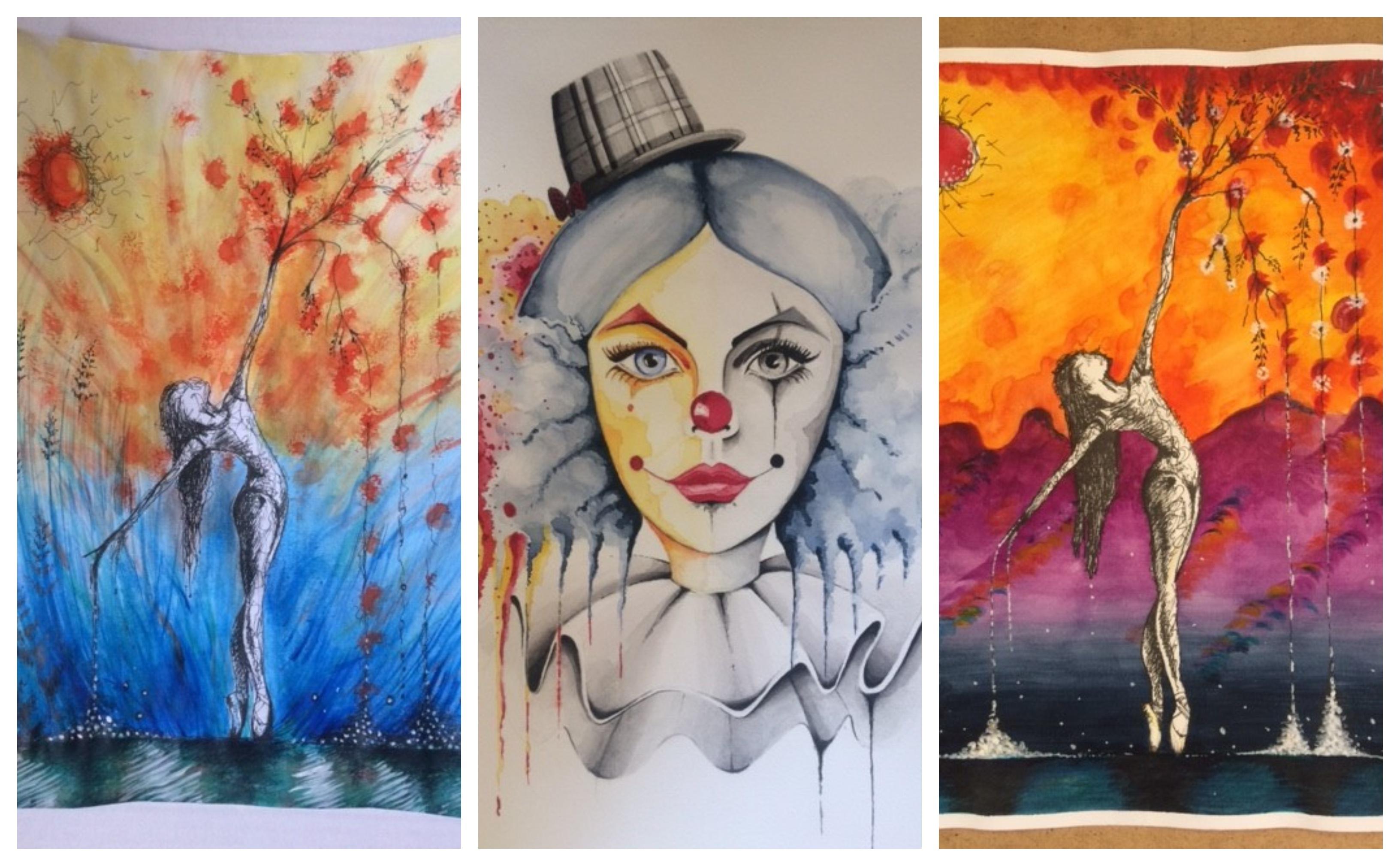 Zoe Collage 1