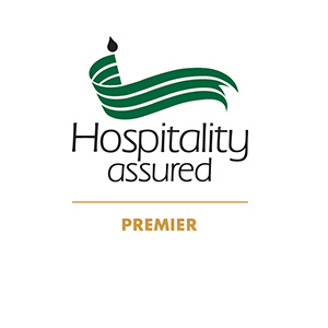 Hospitality Assured Premier Status logo