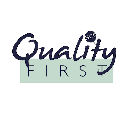 NCF Quality First logo